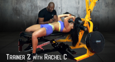 Personal Training with Trainer Z