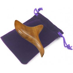 Wood 3 Trigger Point Massage Tool
