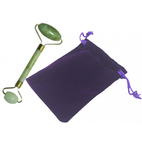 Green Jade 2-in-1 Facial Roller