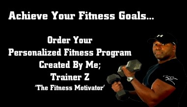 Personalized Fitness Program